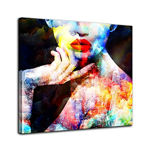 d3bad661465 AMEMNY Sexy Art Woman Nude Bedroom Decoration Wall Art Canvas Painting  Abstract Colorful Fashion Posters and Prints Painting Decor Living Room  Background ...
